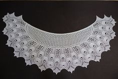 Ravelry: Tinkerbells Shawl pattern by Anne-Lise Maigaard