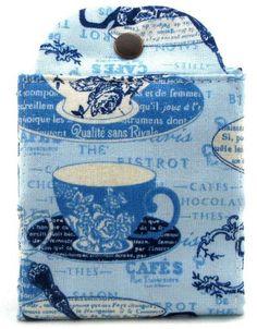Bistro Tea Wallet * Click image for more details.