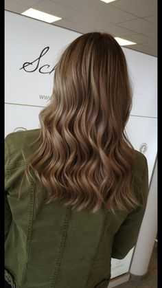 Cold brown hair color Brown Hair Colors, Cold, Long Hair Styles, Beauty, Colored Hair, Hair Color Brown, Hairdressers, Dressmaking, Colourful Hair