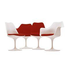 The Saarinen Tulip Chairs (Knoll, Inc.)