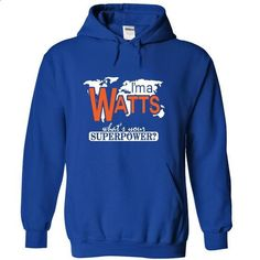 I am a Watts - #christmas gift #cheap gift