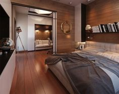 Cozy and Modern Bedroom Ideas 2014