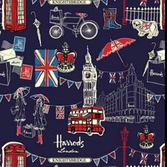 Love this England wallpaper!