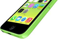 Iphone 5c (Grøn)