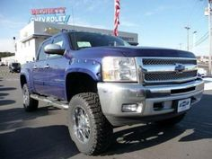 Lifted 2013 Chevy Silverado 1500 Southern Comfort Conversion $46,909