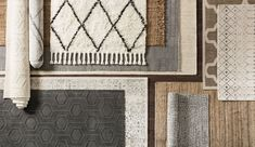 Rug Sizing Guide - House One Military Housing Decorating, Circular Rugs, Area Rug Sets, Rug Size Guide, Living Room Area Rugs, Rug Material, Cool Rugs, Modern, House
