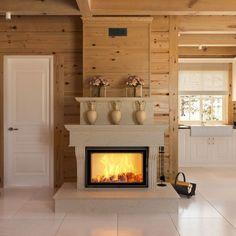 Kratki Lucy - Wood Burning Fireplace Insert