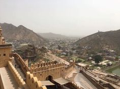 The Amber Fort, Jaipur Cycle Challenge, Incredible India, Jaipur, Adventure Travel, Paris Skyline, Travel Inspiration, Remote, Amber, The Incredibles