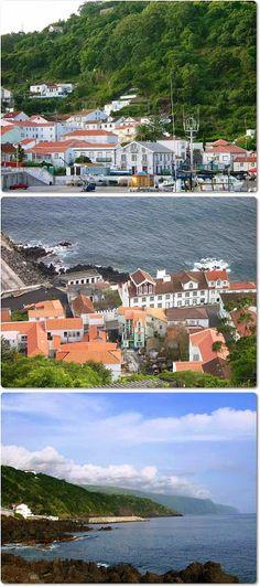 Municípios de Portugal Calheta - ilha de São Jorge - Açores  Mais Portugal - Google+