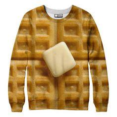 Buttered Sweatshirt  do want!!