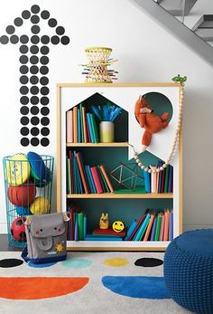 It's nice to have a library in your home, but it's just as nice to have a home…