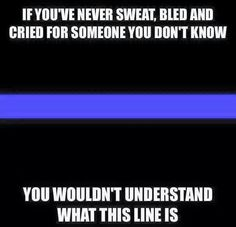 Although I'm not a police officer, my boyfriend is and if you love a LEO, you also understand what this means.