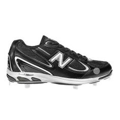 SALE - New Balance 1103 2E Baseball Cleats Mens Black Synthetic - Was $89.99 - SAVE $45.00. BUY Now - ONLY $44.97