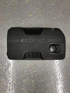 OE GM GMC Terrain Part 24 L Ecotec Engine Appearance Trim Top Cover 12634977