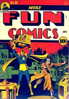 1963 Alley Award, Strip Favored for Revival - Doctor Fate  (DC Comics)