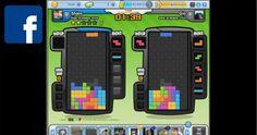 Randome Facebook Games | Part 1 - Tetris Battle
