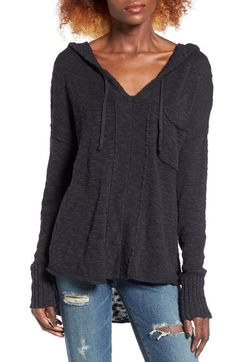 Roxy Airwaves Hooded Sweater available at #Nordstrom