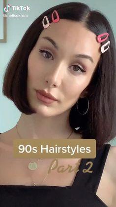 Hair Videos, Hair Tips Video, Baddie Hairstyles, Black Girls Hairstyles, Braided Hairstyles, Hair Up Styles, Aesthetic Hair, Hair Styler, Hair Looks