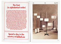 Familia de productos de Miguel Milá editados por Santa & Cole.