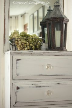 Distressed Designy by dee~ distressed furniture