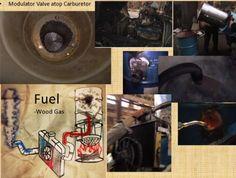 Wood Gas Fuel, free & sustainable gasoline alternative