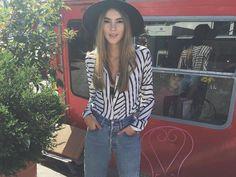Stefanie Giesinger liebt ihre Mom-Jeans