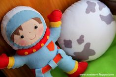 Festa Infantil Astronauta | Nanistore | Elo7