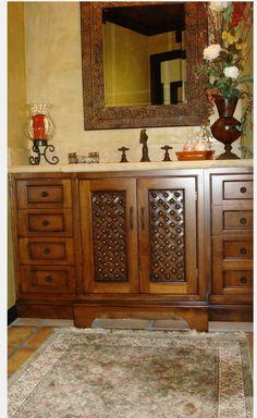 Master Bathroom Vanity Styles