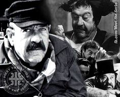 PAVLE VUISIĆ, a Serbian actor and one of the most recognizable faces of the former Yugoslav cinema, died #OnThisDay (October 1) in 1988. He is best known for his role in 1972 TV series Kamiondžije (Truck Drivers), where he was paired with famous Serbian comedian Miodrag Petrović Čkalja. Famous actor Orson Welles once said in an interview for the former Yugoslav television RTZ that he considered Pavle Vuisić the best actor in the world.