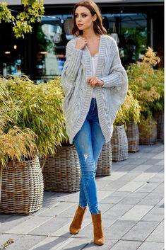 cardigan dama elegant,Cardigan elegant pentru femei Cardigan, Duster Coat, Kimono Top, Satin, Elegant, Model, Sweaters, Jackets, Outfits