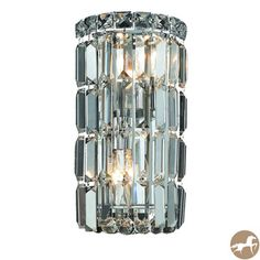 @Overstock - Christopher Knight Home 'Lausanne' 2-light Royal Cut Crystal/ Chrome Wall Sconce - Add sophisticated sparkle and shine to your home with this beautiful crystal wall sconce, featuring Royal Cut lead-free and full-lead crystals.  http://www.overstock.com/Home-Garden/Christopher-Knight-Home-Lausanne-2-light-Royal-Cut-Crystal-Chrome-Wall-Sconce/8477777/product.html?CID=214117 $168.99