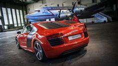 Audi R8 e-tron Test Drive