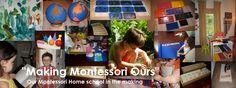 Great description of home made Montessori materials  http://makingmontessoriours.blogspot.com/2011/02/sensorial-practical-life-materials-we.html