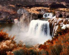 Vintage Twin Falls, Idaho