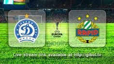 Dinamo Minsk vs Rapid Wien (1 Oct 2015) Live Stream Links - Mobile streaming available
