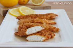 Pollo al limón - MisThermorecetas