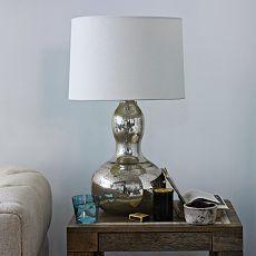 West Elm lamps