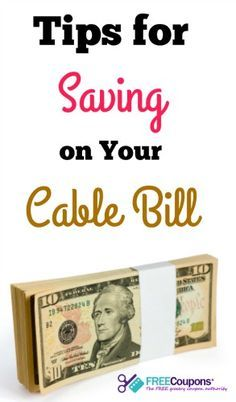 """Ready to """"cut the cord"""" and get rid of cable?  Here are some tips that will help you save the money you are spending on your cable bill."""