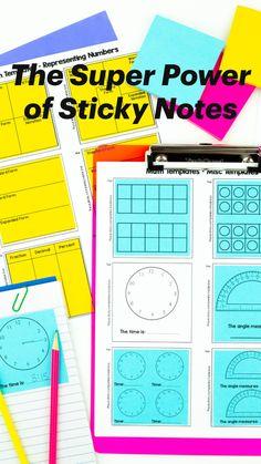 Kindergarten Math Activities, Teacher Resources, Math Math, Beginning Of School, First Day Of School, Teaching Tips, Teaching Math, Daycare Lesson Plans, Math Notes