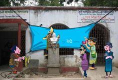 Rewee Celebrates 25th Boishakh 1422