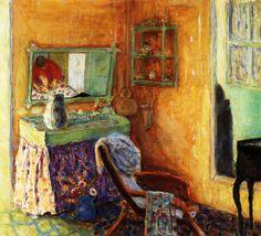 Pierre Bonnard, (1867-1947). Interior 1913