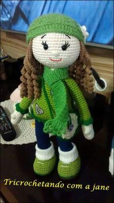 Irresistible Crochet a Doll Ideas. Radiant Crochet a Doll Ideas. Crochet Doll Pattern, Crochet Toys Patterns, Amigurumi Patterns, Stuffed Toys Patterns, Amigurumi Doll, Crochet Dolls, Doll Patterns, Crochet 101, Crochet Chart