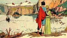 Prince Valiant  all time favorite Sunday read