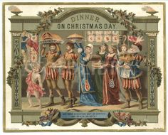 In the Victorian era Charity was an important part of the Christmas season. Description from pinterest.com. I searched for this on bing.com/images