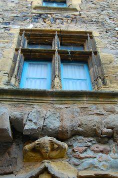 Saint-Côme-d'Olt, Midi-Pyrénées Old Windows, Balconies, What Is Life About, Saint, Scenery, Mansions, Mirror, World, Picasa