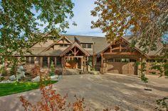 OMG... I <3 Craftsman Style Homes ~ House Plan 132-207