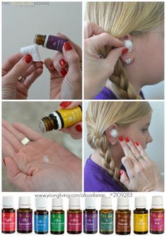 Apply Lemon Essential Oil and Lavender Essential Oil for Ear Ache by Two Thirty~Five Designs Tried this for Doug just now. Not sure if it will work but we shall see! Doterra Essential Oils, Natural Essential Oils, Essential Oil Blends, Ear Ache Essential Oil, Yl Oils, Healing Oils, Aromatherapy Oils, Natural Healing, Natural Oils