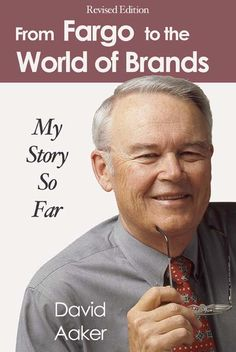 Novel by North Dakota Author David Aaker
