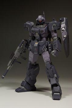 GUNDAM GUY: HGUC 1/144 Jesta - Custom Build