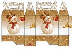 snowman box...........•❤° Nims °❤•